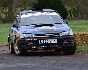 CM17 7519 Chris Daykin, Subaru Group N