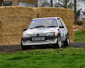 CM17 7619 Domenic Delaney, Tom Delaney, Peugeot 205 Gti Gp A