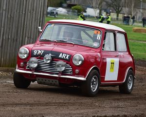 CM17 7749 Patrick Walker, Mini Cooper S