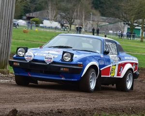 CM17 7755 Martin Williams, Triumph TR7 V8