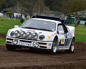 CM17 7771 Tom Blackwood, Ford RS200
