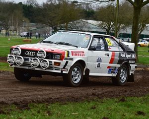 CM17 7856 Nick Barrington, Tom Barrington, Audi Quattro