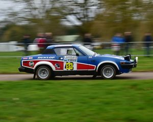 CM17 7912 Martin Williams, Triumph TR7 V8