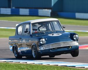 motorsport archive galleries/motorsport 2017 hscc season opener donington park 8th april/cm18 4739 robyn slater ford anglia 105e historic