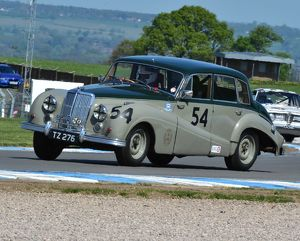 CM2 0576 David Wylie, Armstrong Siddeley Sapphire, TZ 276