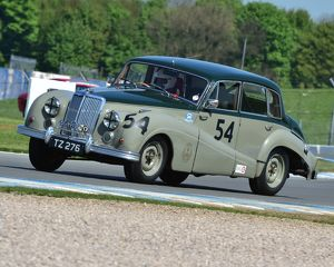 CM2 0622 David Wylie, Armstrong Siddeley Sapphire, TZ 276