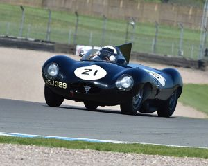CM2 0703 Harry Wyndham, Jaguar D-Type, ASJ 329