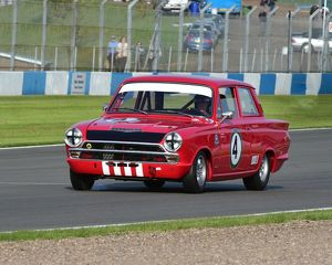 CM2 1403 Howard Wise, John Young, Ford Lotus Cortina