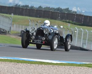 CM2 1542 David Ozanne, Aston Martin 2 litre speed, 3722