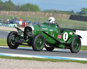 CM2 1548 Nigel Batchelor, Bentley3-4½, XO9313, Dragonfly