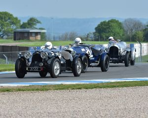 CM2 1595 David Ozanne, Aston Martin 2 litre speed, 3722