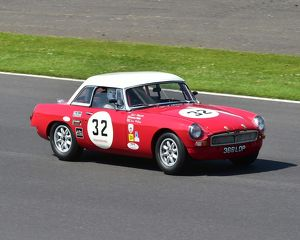 CM2 4024 Beverley Phillips, Olly Phillips, MGB, 366 LOP
