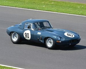 CM2 4038 Peter Sugden, Andy Wolfe, Jaguar E-Type