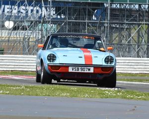 CM2 4204 David Lane, Jensen Healey, VSB 907 M
