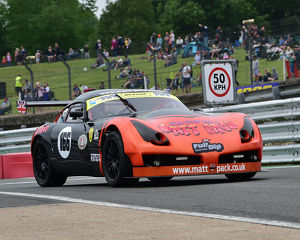 CM23 9383 Alan Jones, TVR Sagaris
