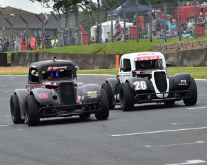 CM23 9550 Sy Harraway, Legend, Rickie Leggatt, 34 Ford Coupe
