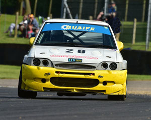 CM24 0250 Malcolm Wise, Ford Escort Cosworth