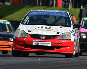 CM24 0260 David Hutchins, Honda Civic Type R