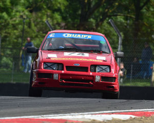 CM24 0270 Sean Fairweather, Ford Sierra RS Cosworth