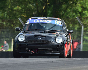 CM24 0291 Alfie Brooker, BMW Mini Cooper S