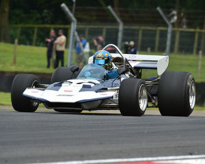CM24 0566 Chris Atkinson, Surtees TS8