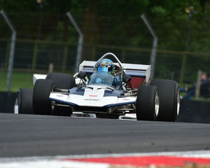 CM24 0583 Chris Atkinson, Surtees TS8