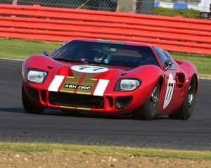 CM3 8739 Tim Harvey, Craig Davies, Ford GT40, ABH 396 C