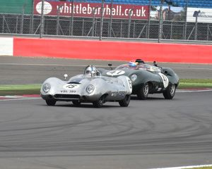 CM3 9191 Ewan McIntyre, Lotus 15, Chris Ward, Lister Jaguar Costin