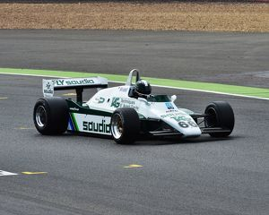 CM3 9381 Tommy Dreelan, Williams FW08