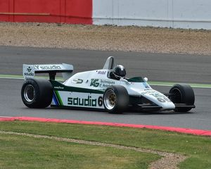 CM3 9402 Tommy Dreelan, Williams FW08