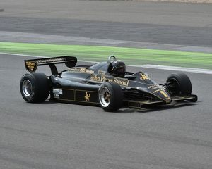 CM3 9526 Greg Thornton, Lotus 91-5,
