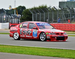 CM3 9692 David Jarman, Nissan Primera