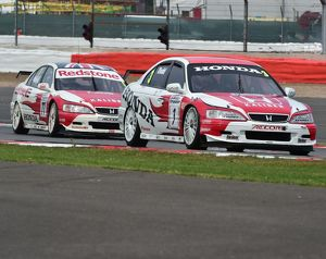 CM3 9718 James Dodd, Honda Accord, Stewart Whyte, Honda Accord