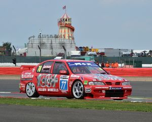 CM3 9742 David Jarman, Nissan Primera