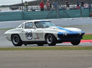 CM3 9832 Craig Davies, Chevrolet Corvette Stingray