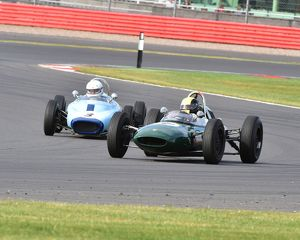 CM4 0997 David Coplowe, Lotus 24 947, Barry Cannell, Lola Mk3