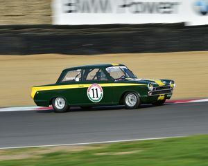 CM4 7509 Roger Stanford, Ford Lotus Cortina