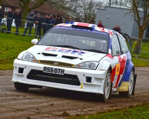 CM6 1176 Graham Butler, Chris O'Connor, Ford Focus RS WRC 03