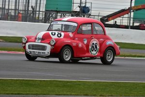 CM6 6801 Keith Peter Wright, Morris Minor