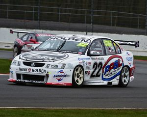 CM6 6848 Alex Sidwell, Holden VZ Commodore