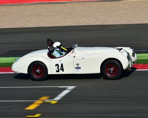 CM9 3685 Nick Finburgh, Christopher Scholey, Jaguar XK120