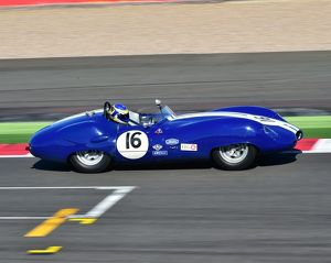 CM9 3775 Richard Kent, Lister Costin Jaguar