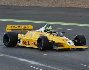 CM9 4465 Gavin Pickering, Fittipaldi F8