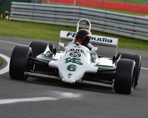 CM9 4486 Max Smith-Hilliard, Williams FW07C