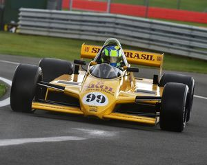 CM9 4489 Gavin Pickering, Fittipaldi F8