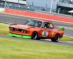 CM9 4516 Patrick Blakeney-Edwards, Peter Mullen, BMW 3-0 CSL, Batmobile