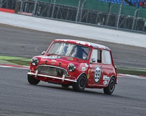 CM9 4666 Kevin O'Connor, Austin Mini Cooper S