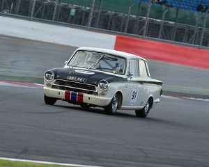 CM9 4703 Arne Berg, Ford Lotus Cortina