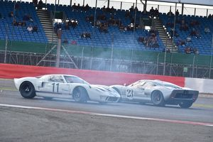 CM9 4769 David Cuff, Steve Soper, Ford GT40, Andrew Smith, James Cottingham, Ford GT40