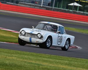 CM9 4975 Keith Files, Josh Files, Triumph TR4